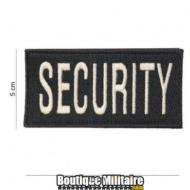 Patch - security - large noir 2023