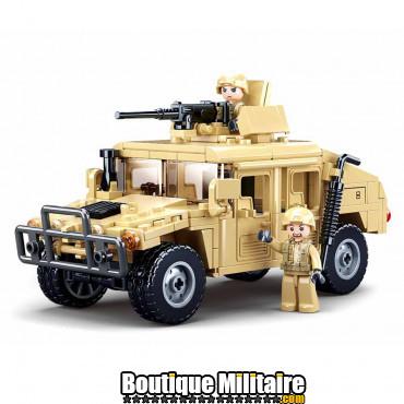 Sluban - Offroad Assault Vehicle M38-B0837