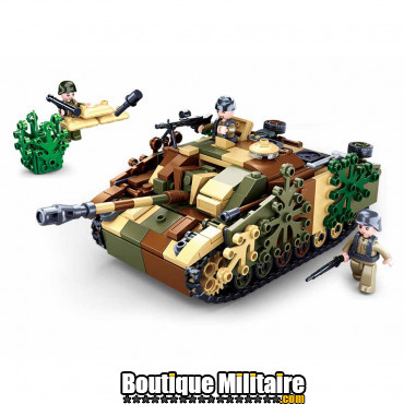 Sluban Camouflages Tank M38-B0858 16074
