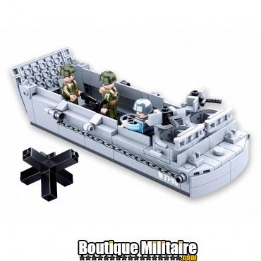 Sluban Allied Landings Craft M38-B0855 16105