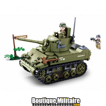Sluban Allied Light tank M38-B0856 16103