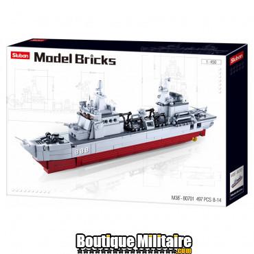 Sluban Supply ship M38-B0701 16083