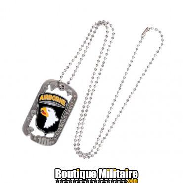 Plaque militaire 101st Airborne