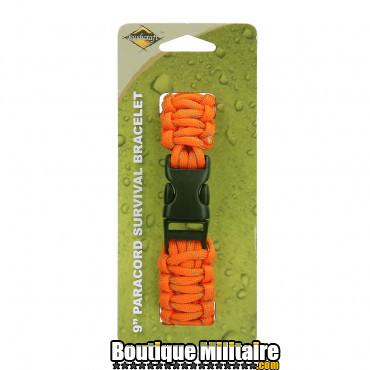 BCB Paracorde 9 inch orange CM073OR