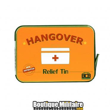 BCB Boîte de survie Hangover relief Tin ADV055